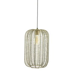 By-Boo Hanglamp 'Carbo' 23cm