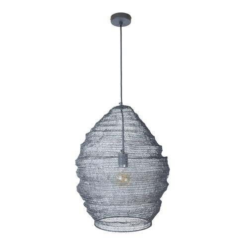 Urban Interiors hanglamp 'Gaas' Ø47cm, kleur Zwart
