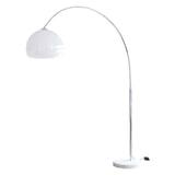 Artistiq Vloerlamp 'Duco' 208cm, kleur Wit