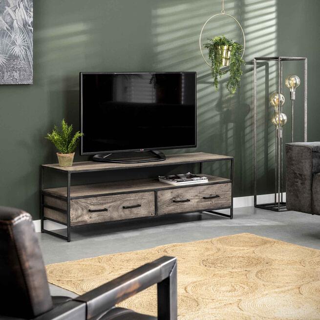 TV-meubel 'Lorraine' Acaciahout, 135cm
