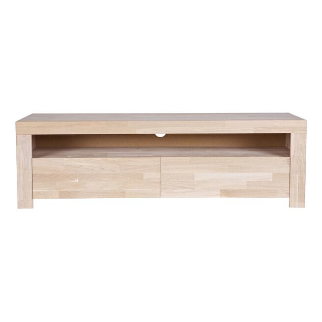 WOOOD Tv-meubel 'Mats' eiken, 150cm