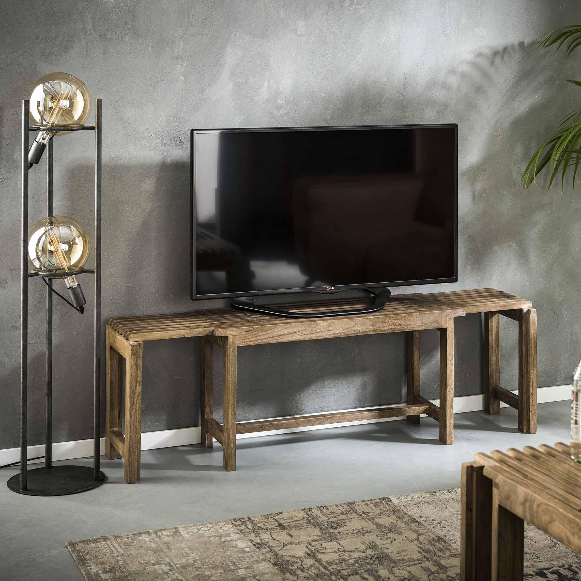 TV-meubel 'Tristan' 153cm Kasten | Tv-Meubels & Tv-Kasten vergelijken doe je het voordeligst hier bij Meubelpartner
