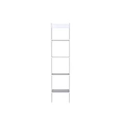 Bopita Wandrek 'Ladder' kleur wit