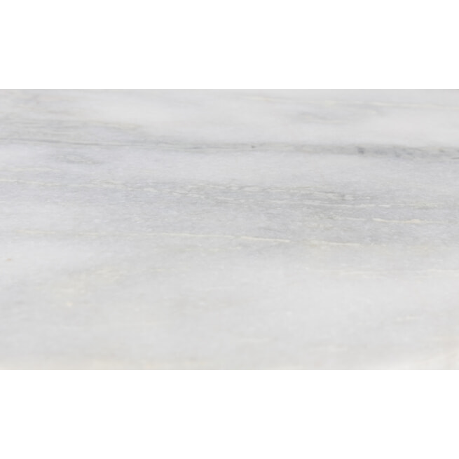 ZILT Bijzettafel 'Valdemar', Marmer, 44,5x54cm