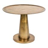 Dutchbone Bijzettafel 'Brute' Brass, 63cm