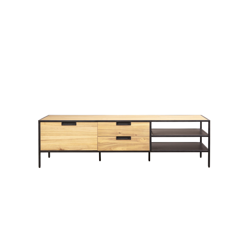 Eleonora Tv-meubel 'Madison' 160cm, kleur naturel