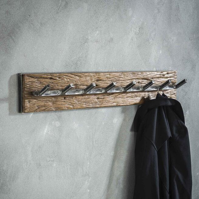Kapstok 'Devin' 90cm, met 8 haken