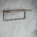 Kapstok 'Judy' 70cm, met 5 haken