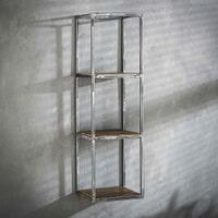 Wandrek 'Mindy' 30cm, met 3 planken