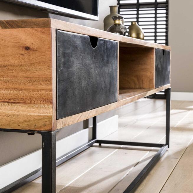TV-meubel 'Hint' met 2 lades, 140cm