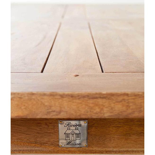 Rivièra Maison Uitschuifbare Eettafel 'Beacon Hill' 210/260/310 x 100cm, kleur French Grey