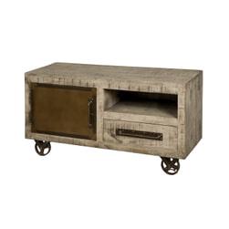 RENEW Tv-meubel 'Davy' met 1 deur, 120cm