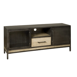 RENEW Tv-meubel 'Sheyi' met 2 deuren en 1 lade, 153cm