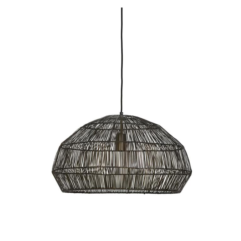 Light & Living Hanglamp 'Jenna' 56cm, brons