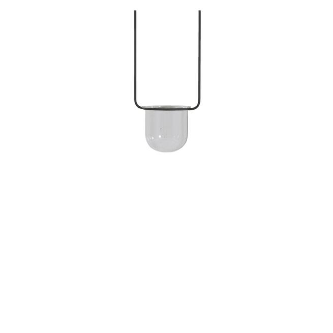 Light & Living Hanglamp 'Yazlin' +plantenhouder, 40cm