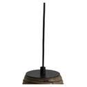 Light & Living Hanglamp 'Aspelli' 25cm, rotan grijs