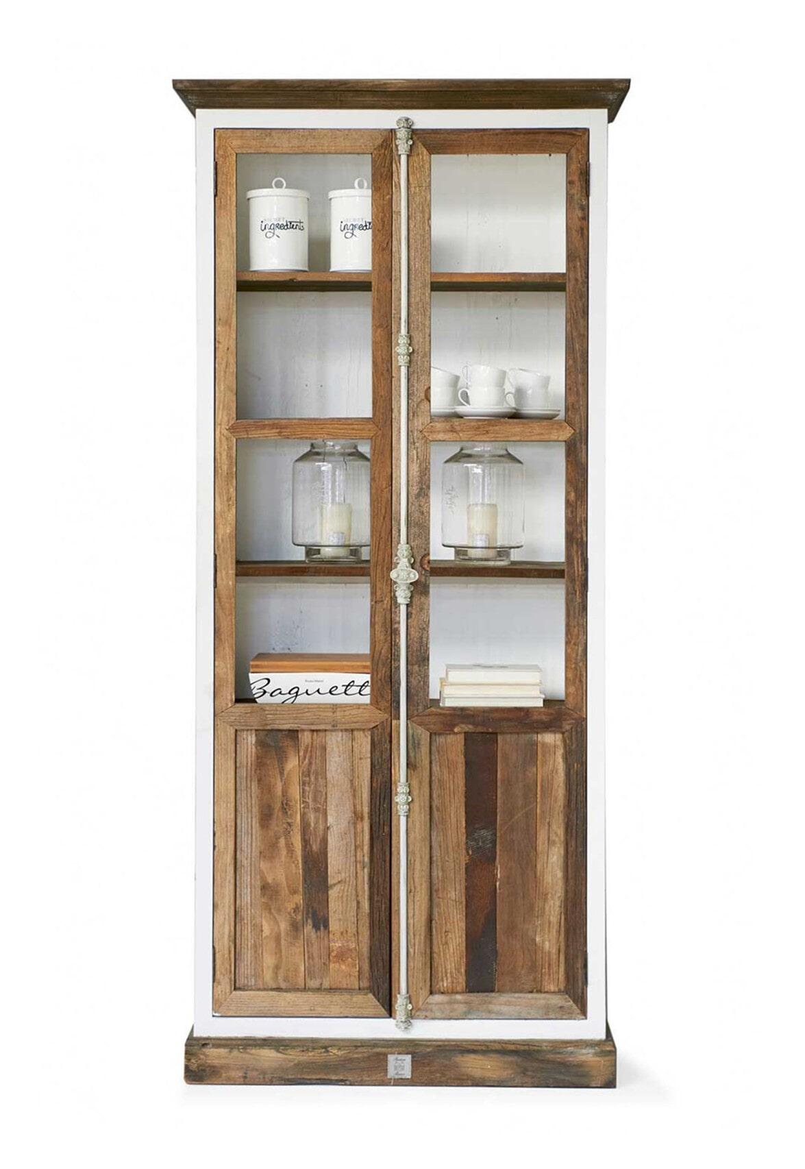 Riviera Maison Buffetkast 'Driftwood Glass' 95cm