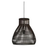 Light & Living Hanglamp 'Timaka' 46cm, rotan bruin