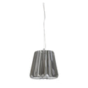 Light & Living Hanglamp 'Maddox' 22cm, smoke