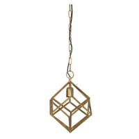 Light & Living Hanglamp 'Drizella' 26cm, goud