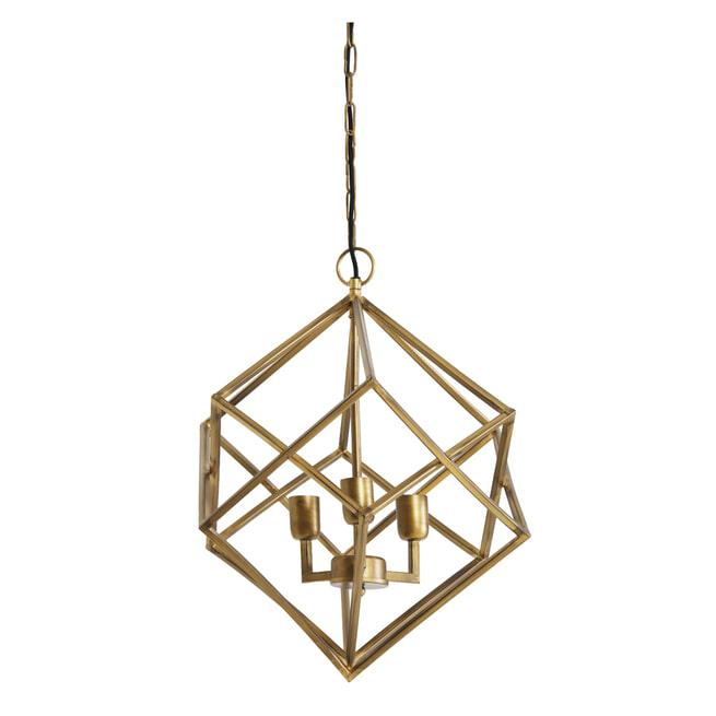 Light & Living Hanglamp 'Drizella' 3-Lamps