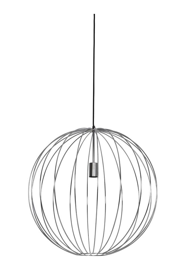 Light & Living Hanglamp 'Suden' 60cm, kleur Chroom
