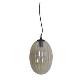 Light & Living Hanglamp 'Jenny' 23cm, glas licht goud