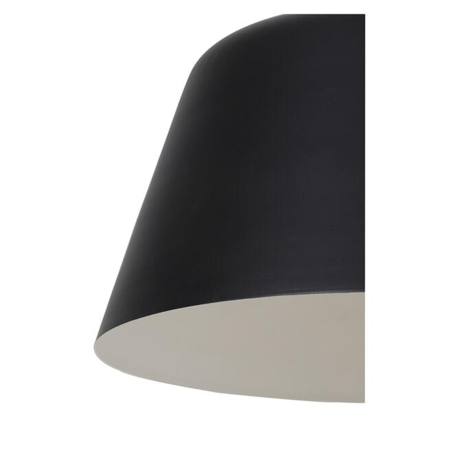 Light & Living Hanglamp 'Banu' 40cm, zwart