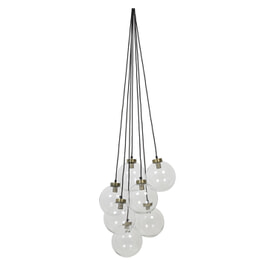 Light & Living Hanglamp 'Alvida' 7-Lamps