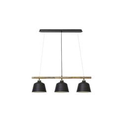 Light & Living Hanglamp 'Banu' kleur Zwart