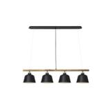 Light & Living Hanglamp 'Banu' 4-Lamps