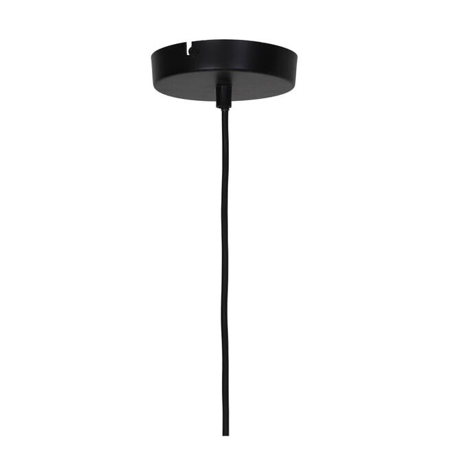 Light & Living Hanglamp 'Reilley' kleur Mat Zwart