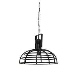 Light & Living Hanglamp 'Avalon' 60cm, mat zwart