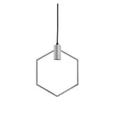 Light & Living Hanglamp 'Aina', chroom