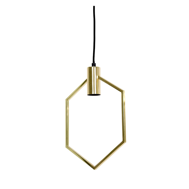 Light & Living Hanglamp 'Aina'