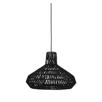 Light & Living Hanglamp 'Masey' 49cm, zwart