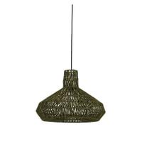 Light & Living Hanglamp 'Masey' 49cm, groen