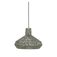 Light & Living Hanglamp 'Masey' 49cm, grijs groen, kleur Groengrijs