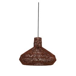 Light & Living Hanglamp 'Masey' 49cm, terra