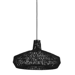 Light & Living Hanglamp 'Masey' 59cm, zwart