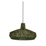 Light & Living Hanglamp 'Masey' 59cm, groen