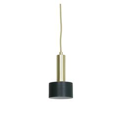 Light & Living Hanglamp 'Bosac' kleur Donkergroen