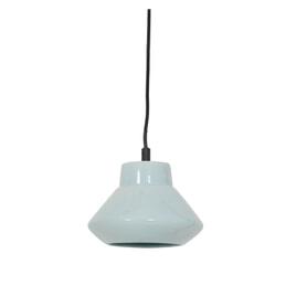 Light & Living Hanglamp 'Sarina' 23cm, keramiek glanzend licht blauw