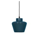 Light & Living Hanglamp 'Souma' 24cm, keramiek glanzend blauw