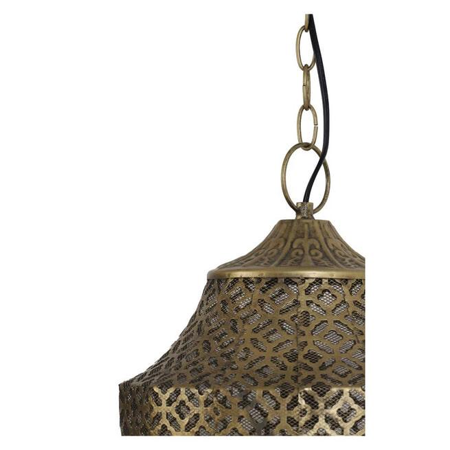 Light & Living Hanglamp 'Selna' kleur Goud