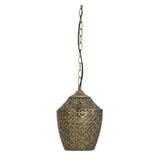 Light & Living Hanglamp 'Selna' 21cm, goud