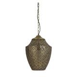 Light & Living Hanglamp 'Selna' 29.5cm, kleur Goud