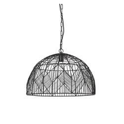Light & Living Hanglamp 'Kalibo' kleur Mat Zwart
