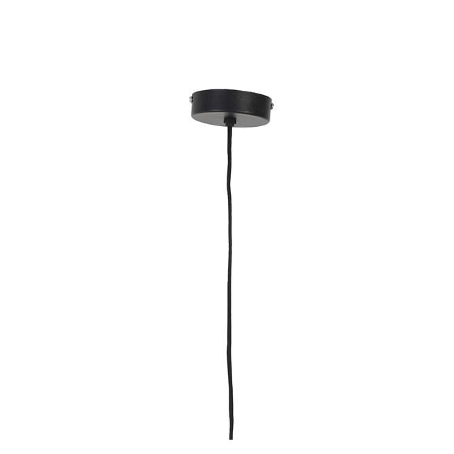 Light & Living Hanglamp 'Lilou' 16cm, mat zwart