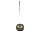 Light & Living Hanglamp 'Kymora' 22cm, kleur Antiek Brons